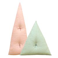 三角座布団