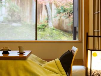 1階客室(冬)-2