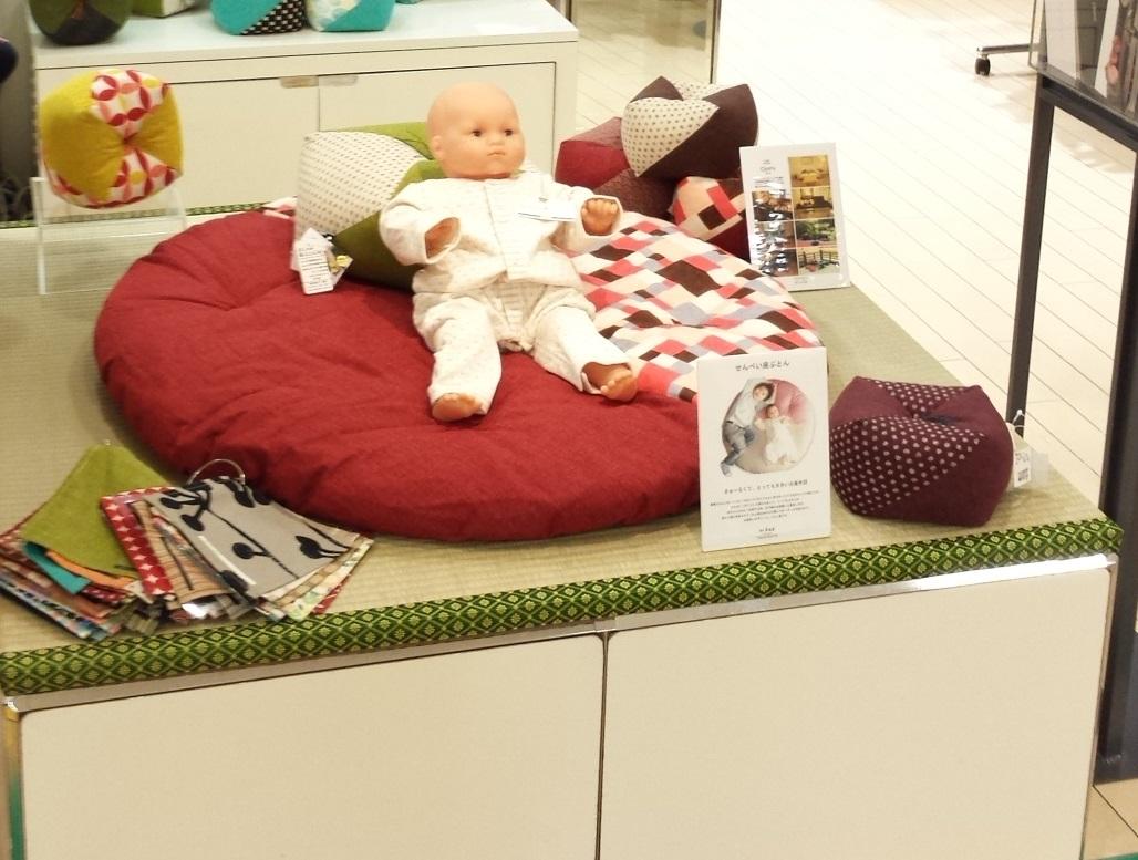川西阪急 4階 子ども服 に 期間限定 で出品します。