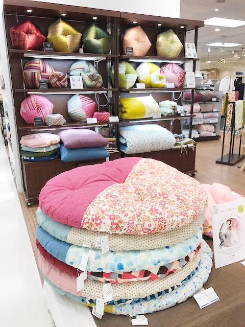 そごう 横浜 店 6階 寝具コーナー  に 期間限定で出品中!