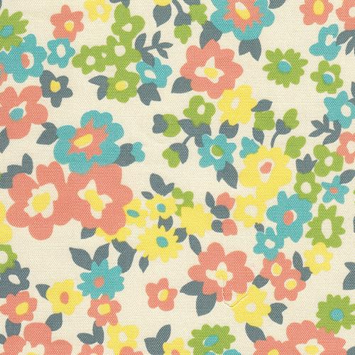 Petite Flower Bluegreen